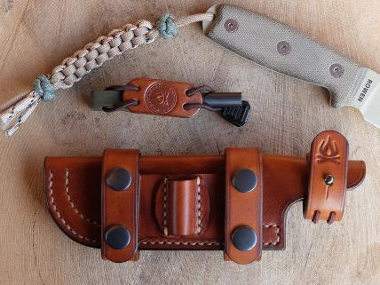 ESEE 4 scout sheath