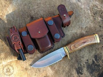 Buck Vanguard knife