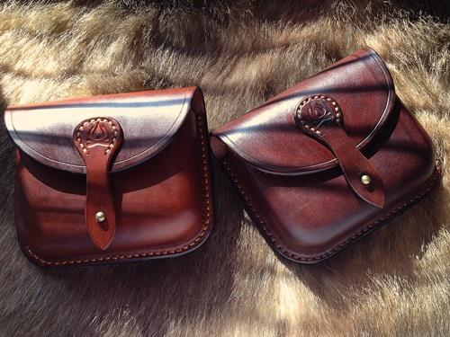 woodlander belts and pouches