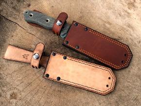 Swamp Rat knife sheath