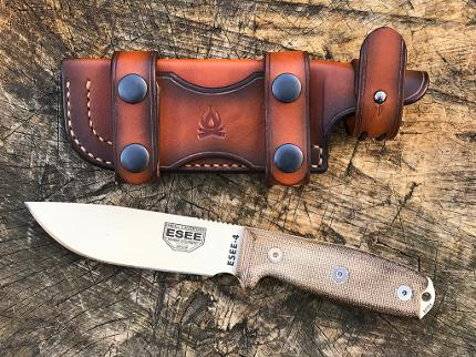 Scout ESEE 4 sheath