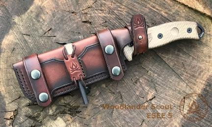 Scout ESEE 5 sheath